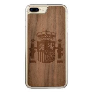 Spain Carved iPhone 8 Plus/7 Plus Case