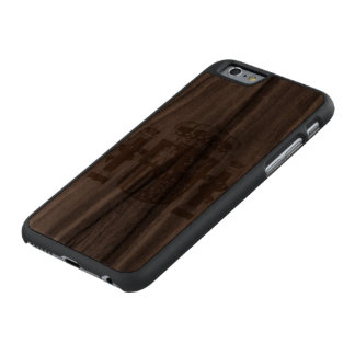 Spain Carved® Walnut iPhone 6 Case
