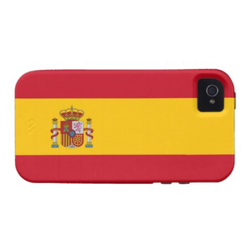 SPAIN iPhone 4/4S COVER