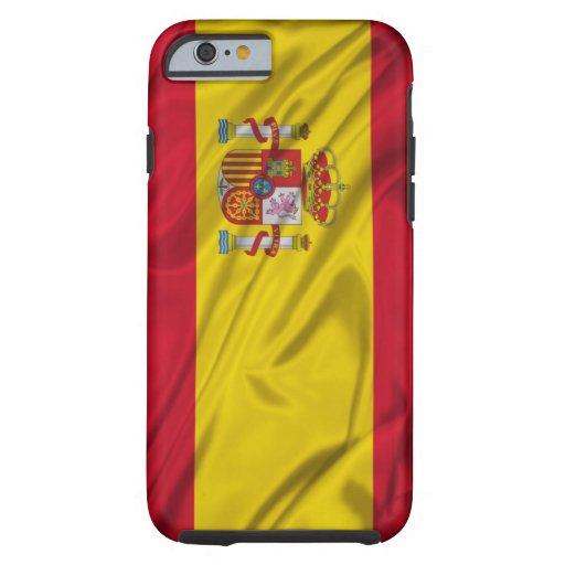 Spain iPhone 6 Case