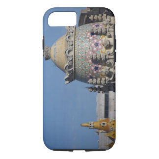 Spain, Catalonia, Barcelona. Barcelona roof top iPhone 7 Case