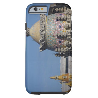 Spain, Catalonia, Barcelona. Barcelona roof top Tough iPhone 6 Case