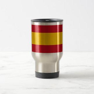 Spain Civil Flag Coffee Mug