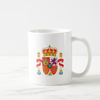 Spain Coat of Arms Mug
