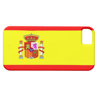 spain country flag case iPhone 5 case