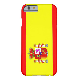 spain country flag case barely there iPhone 6 case