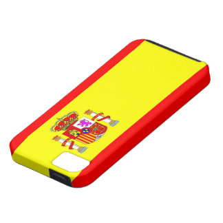 spain country flag case case for the iPhone 5