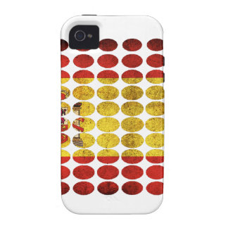 SPAIN DIRTY FLAG PRODUCTS iPhone 4/4S COVER