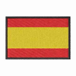 Spain Embroidered Polo Shirts