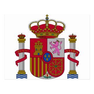Spain ES Postcard