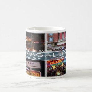 Spain - Espana - Balearic Islands - Majorca - Coffee Mug