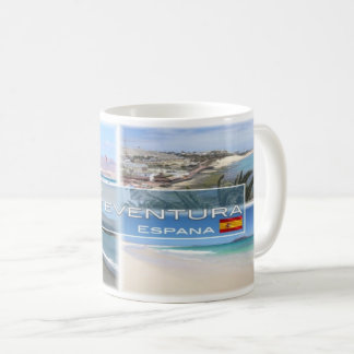 Spain - Espana - Canary Islands - Canarias - Coffee Mug