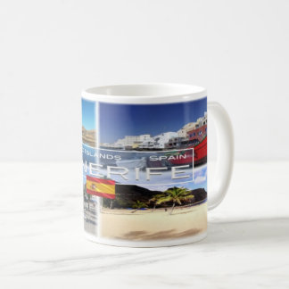 Spain - Espana - Canary Islands - Tenerife - Coffee Mug