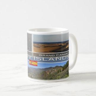 Spain - Espana - Gran Canaria - Canary Islands - Coffee Mug