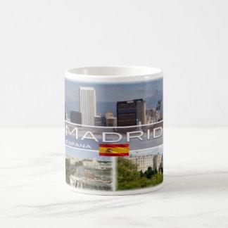 Spain - Espana - Madrid - Azca - Cbta - Coffee Mug