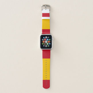 Spain Flag Apple Watch Band