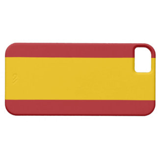 Spain Flag Barely There™ iPhone 5 Case