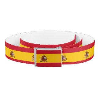Spain Flag Belt