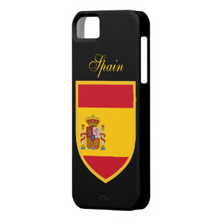 Spain Flag iPhone 5 Cases