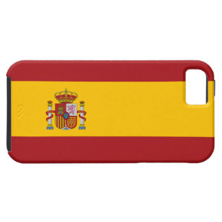 Spain Flag iPhone 5 Covers