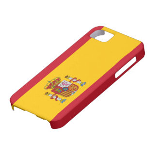 Spain Flag Barely There iPhone 5 Case