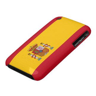 Spain Flag iPhone 3 Case-Mate Case