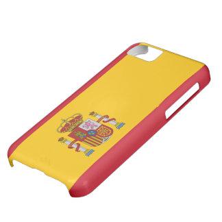 Spain Flag iPhone 5C Case