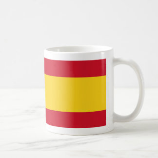 Spain Flag Coffee Mug