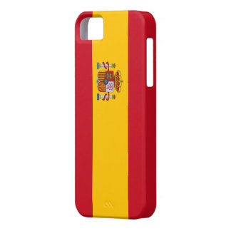 Spain flag - Cover/Housing for iPhone 5/5S iPhone 5 Cases
