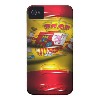 Spain Flag Iphone 4/4S Case-Mate Case iPhone 4 Cover