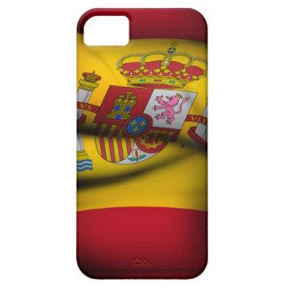 Spain Flag Iphone 5 Case-Mate Case