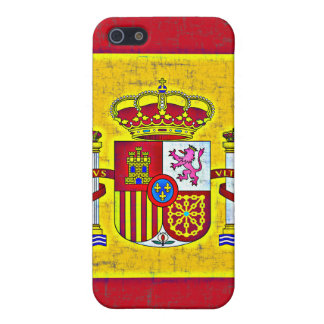 SPAIN FLAG iPhone 5 CASES