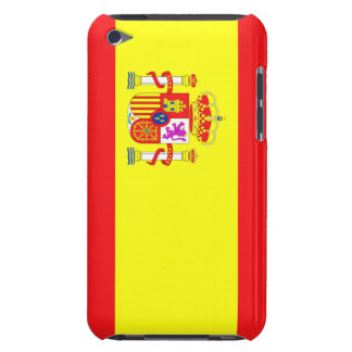 Spain Flag iTouch Case