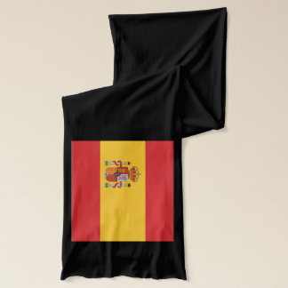 Spain Flag Lightweight Scarf
