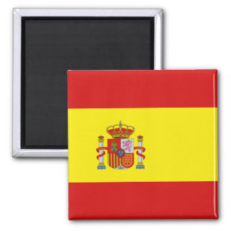 Spain Flag Magnet