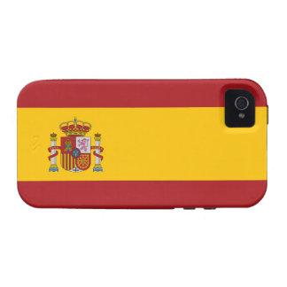 Spain Flag Tough™ iPhone 4 Case