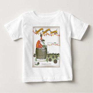 spain football coach baby T-Shirt