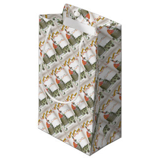 spain football coach small gift bag