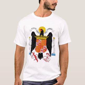 Spain Franco Eagle Coat of Arms T-Shirt