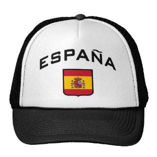 Spain Mesh Hat