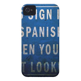 spain iPhone 4 case