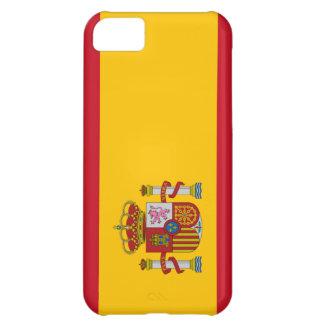 spain iPhone 5C case
