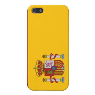 Spain Covers For iPhone 5