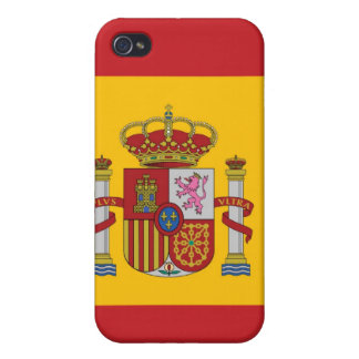 Spain Covers For iPhone 4