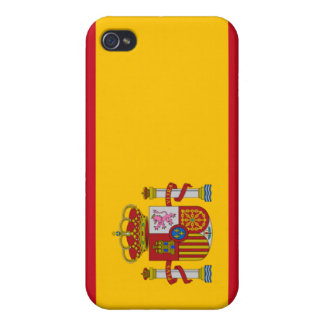 Spain iPhone 4/4S Covers