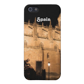 Spain Case For iPhone 5