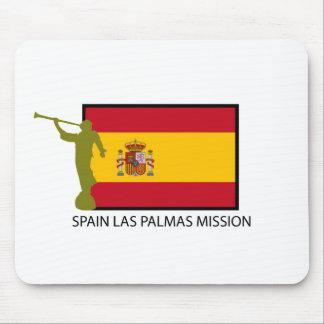SPAIN LAS PALMAS MISSION LDS CTR MOUSE PAD