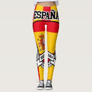 Spain Leggings