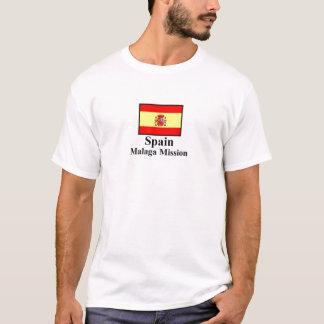 Spain Malaga Mission T-Shirt