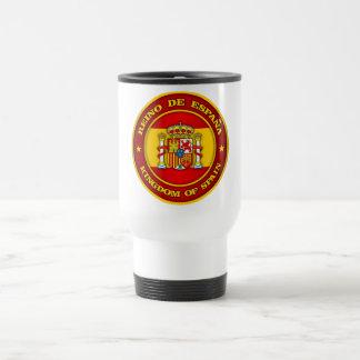Spain Medallion Travel Mug